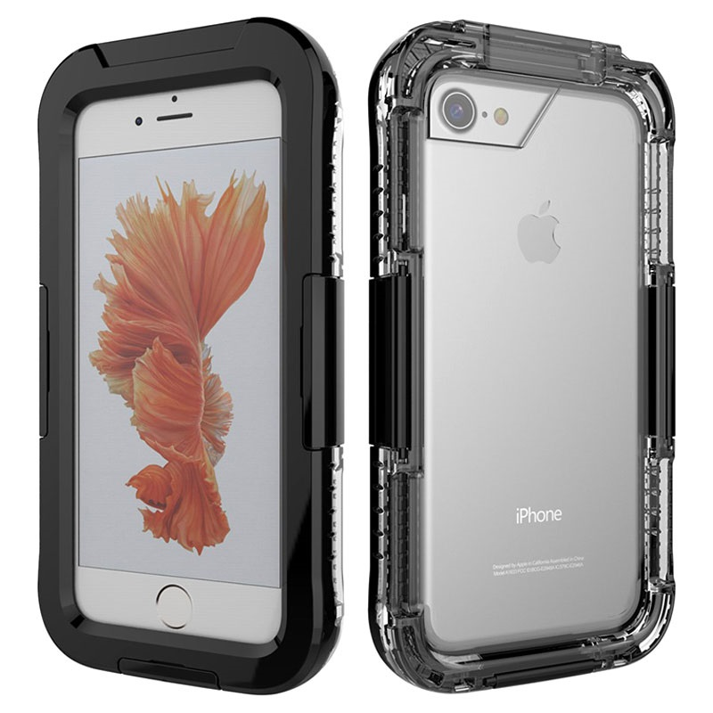 Waterproof Case for iPhone 7 Black 15092016 01 p