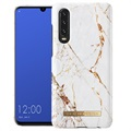 Coque Huawei P30 iDeal of Sweden Fashion - Carrara Doré