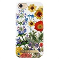 Coque iPhone 6/6S/7/8 iDeal of Sweden Fashion - Champs de Fleurs