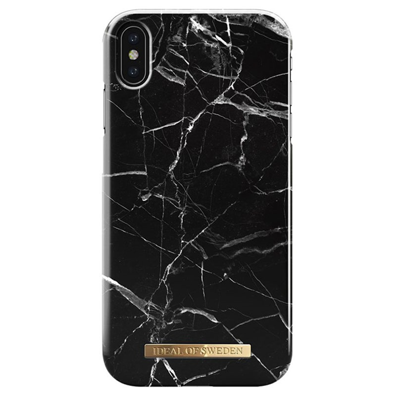 iDeal of Sweden Fashion Case for iPhone XS Max 6 5 Black Marble 7340168704024 19092018 01 p