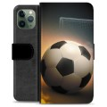 Étui Portefeuille Premium iPhone 11 Pro - Football