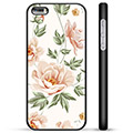 Coque de Protection pour iPhone 5/5S/SE - Motif Floral