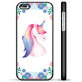 Coque de Protection iPhone 5/5S/SE - Licorne