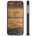 Coque de Protection iPhone 5/5S/SE - Bois