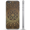 Coque iPhone 5/5S/SE en TPU - Mandala