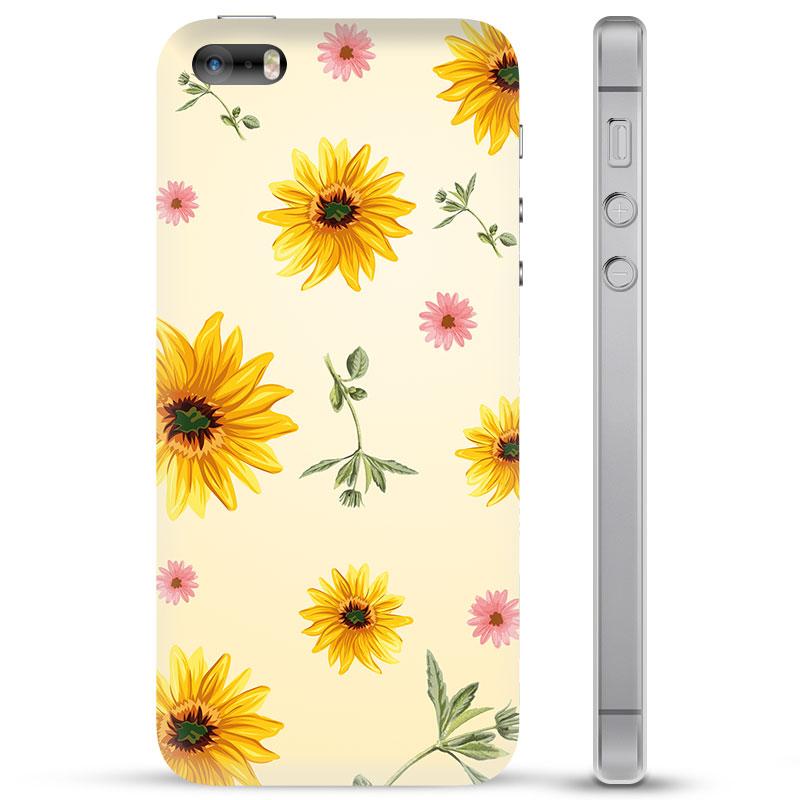 coque iphone 5 tournesol