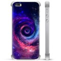 Coque Hybride iPhone 5/5S/SE - Galaxie