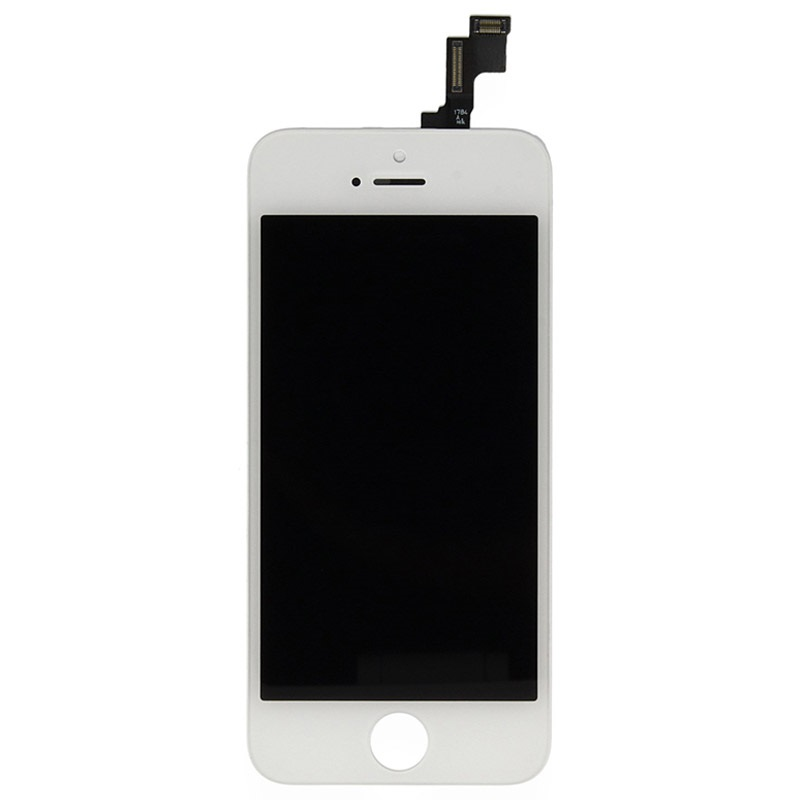 ecran lcd pour iphone 5s se blanc qualit d 39 origine. Black Bedroom Furniture Sets. Home Design Ideas