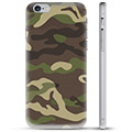 Coque iPhone 6 / 6S en TPU - Camouflage