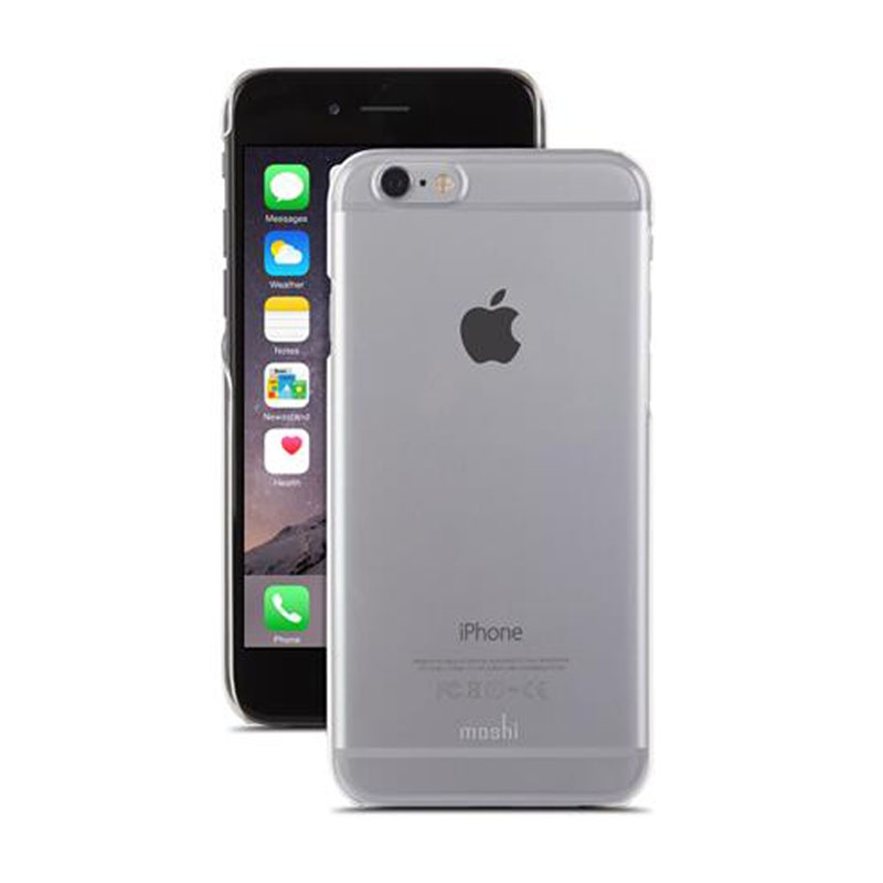coque iphone 6 rigide transparente