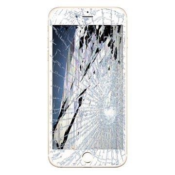 r paration ecran lcd et ecran tactile iphone 6s blanc qualit d 39 origine. Black Bedroom Furniture Sets. Home Design Ideas