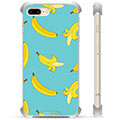 Coque Hybride iPhone 7 Plus / iPhone 8 Plus - Bananes
