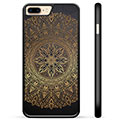 Coque de Protection pour iPhone 7 Plus / iPhone 8 Plus - Mandala