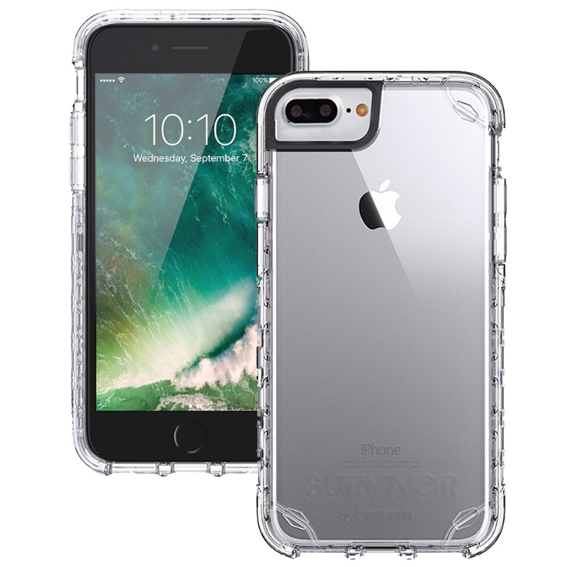 coque iphone 7 clear