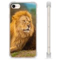 Coque Hybride iPhone 7 / iPhone 8 - Lion