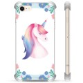 Coque Hybride iPhone 7 / iPhone 8 - Licorne
