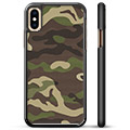 Coque de Protection pour iPhone X / iPhone XS - Camouflage