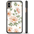 Coque de Protection pour iPhone X / iPhone XS - Motif Floral