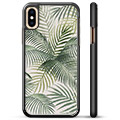 Coque de Protection pour iPhone X / iPhone XS - Tropical