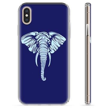 iphone x coque elephant
