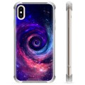 Coque Hybride iPhone X / iPhone XS - Galaxie