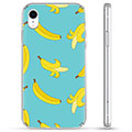 Coque Hybride iPhone XR - Bananes