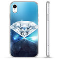 Coque Hybride iPhone XR - Diamant