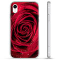 Coque Hybride iPhone XR - Rose