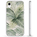 Coque Hybride iPhone XR - Tropical