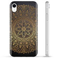 Coque iPhone XR en TPU - Mandala