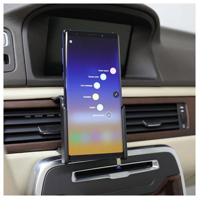 512999 Brodit Support-Samsung Galaxy Note 8-activement avec Voiture-Câble de charge