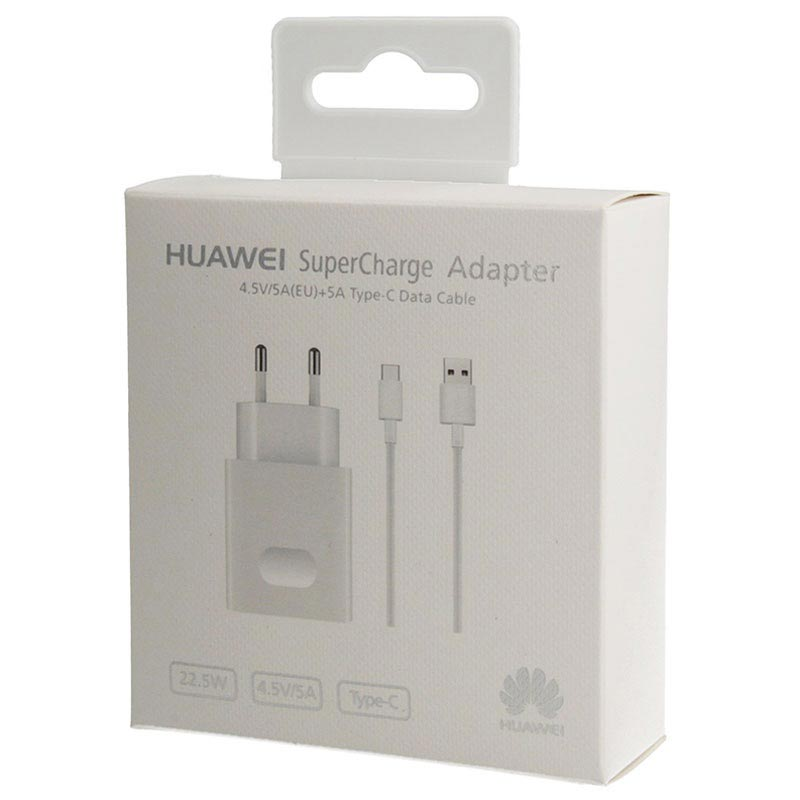 Chargeur Secteur USB Type-C Huawei Superharge AP81 - 4.5A