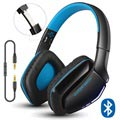 Casque Bluetooth Kotion Each B3506 - Noir/Bleu