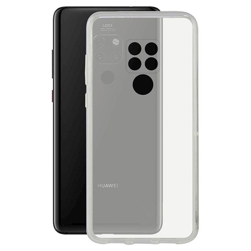 Coque Huawei Mate 20 en TPU Ultra Fine Ksix Flex - Transparente