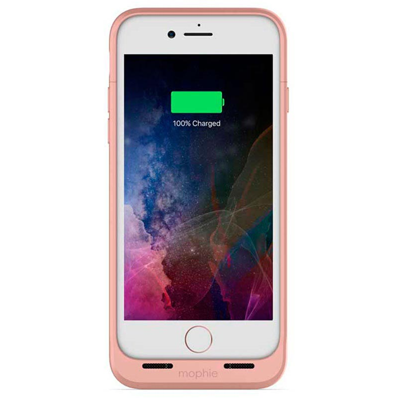 Coque Batterie Mophie Juice Pack Air pour iPhone 7 Plus - Rose Doré
