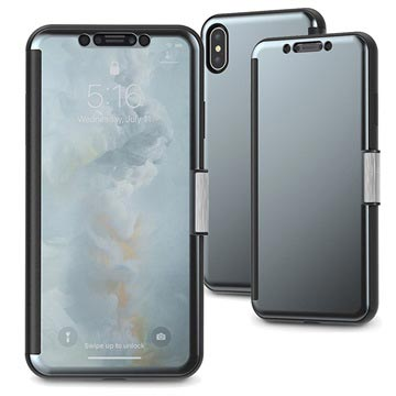 coque a rabat iphone xs