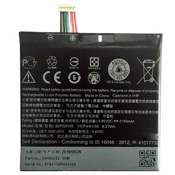 Batterie B2PQ9100 pour HTC One A9