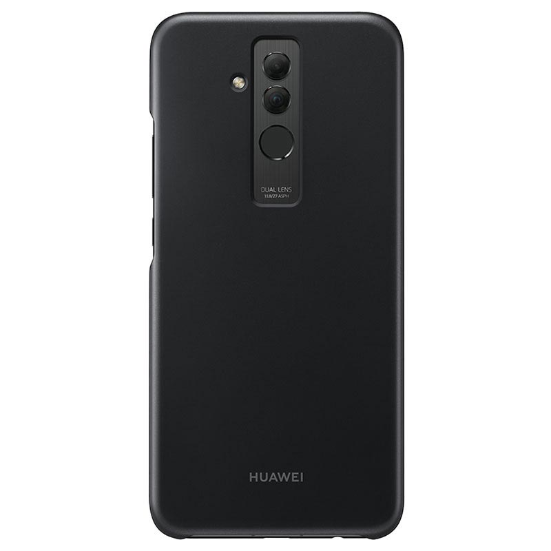 Coque de Protection pour Huawei Mate 20 Lite - 51992651 - Noir