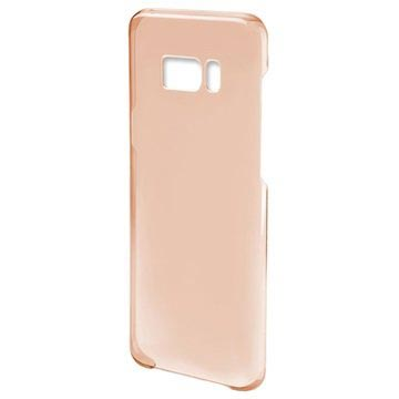 Coque Samsung Galaxy S8 Clear Cover EF-QG950CP - Rose