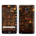 Library Skin pour Samsung Galaxy Note Edge