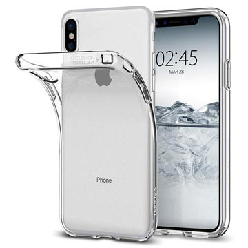 coque cristal spigen iphone x