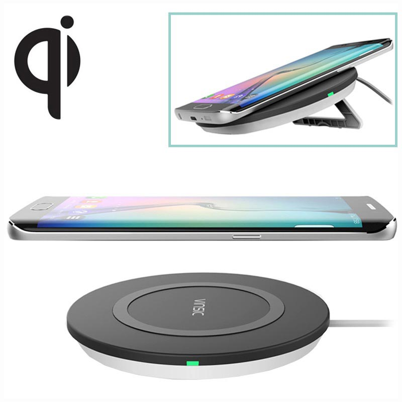 Chargeur sans fil, Vinsic® Chargeur sans fil Qi Wireless