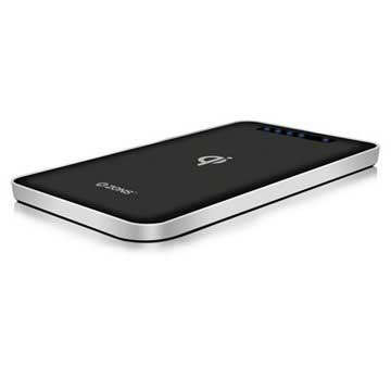 Chargeur Sans Fil Qi / Power Bank Zens - Noir