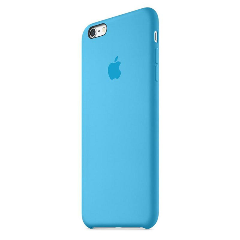 iPhone 6 Plus 6S Plus Apple Silicone Case MKXP2ZM A Blue 28092015 1 p